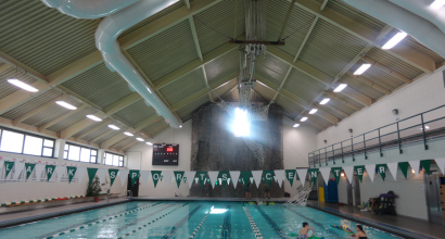 Clark sports center after eastern energy solutions upgrade